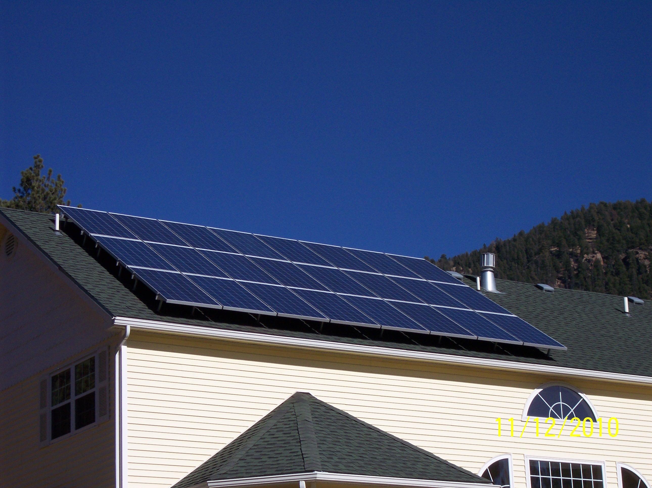 Peak View Solar
