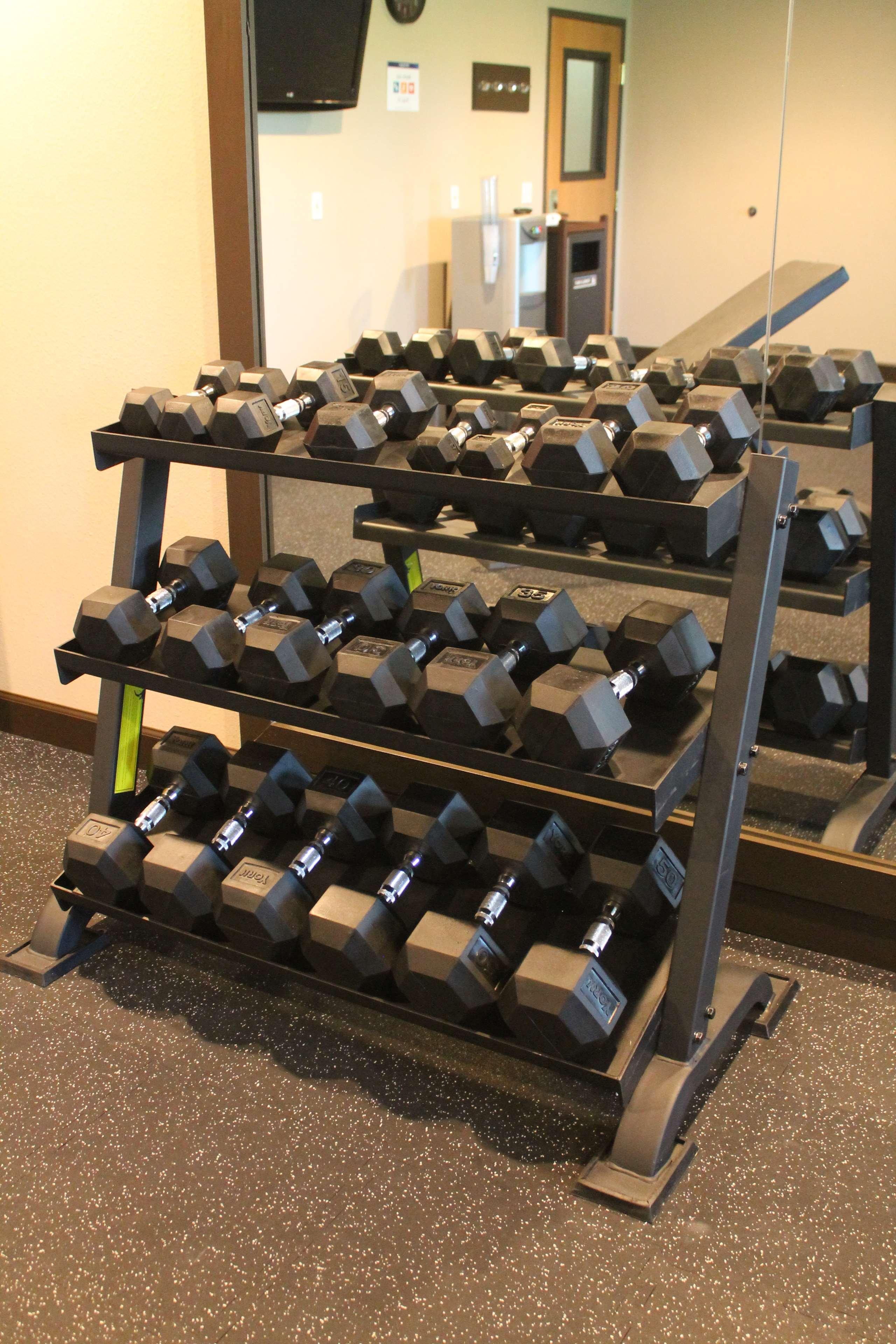 Onsite Fitness Center