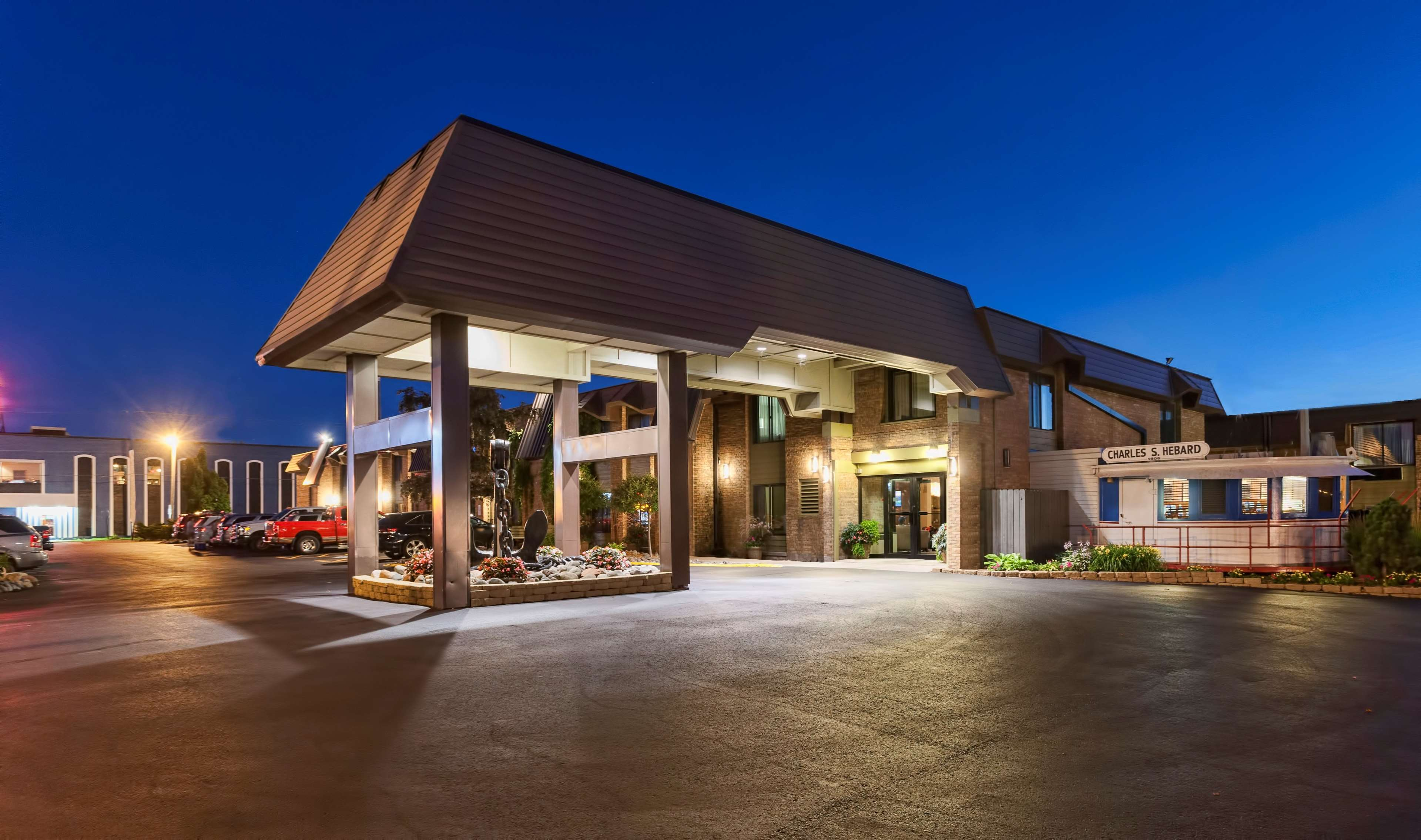 Best Western Bridgeview Hotel image 2