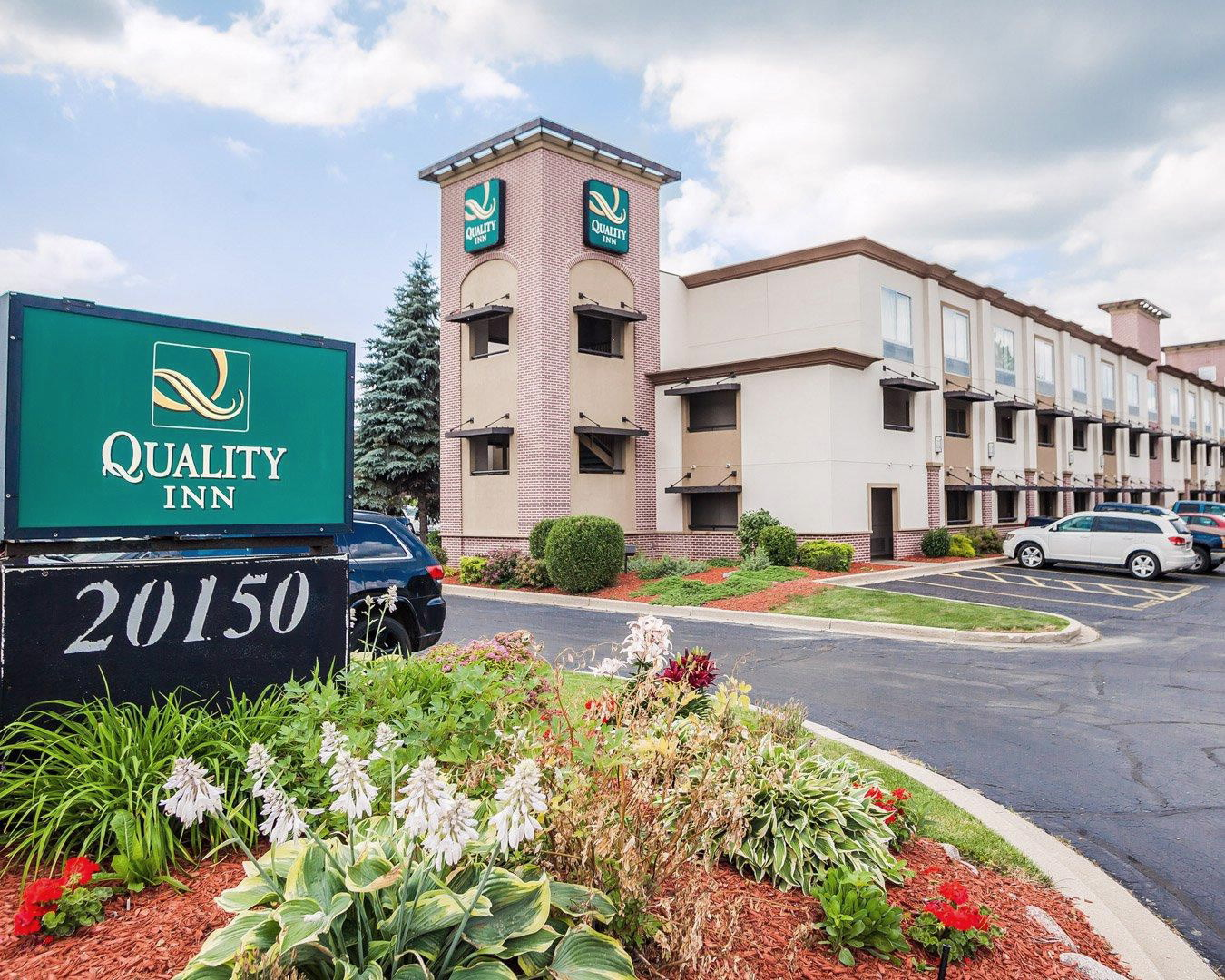 image of the Quality Inn