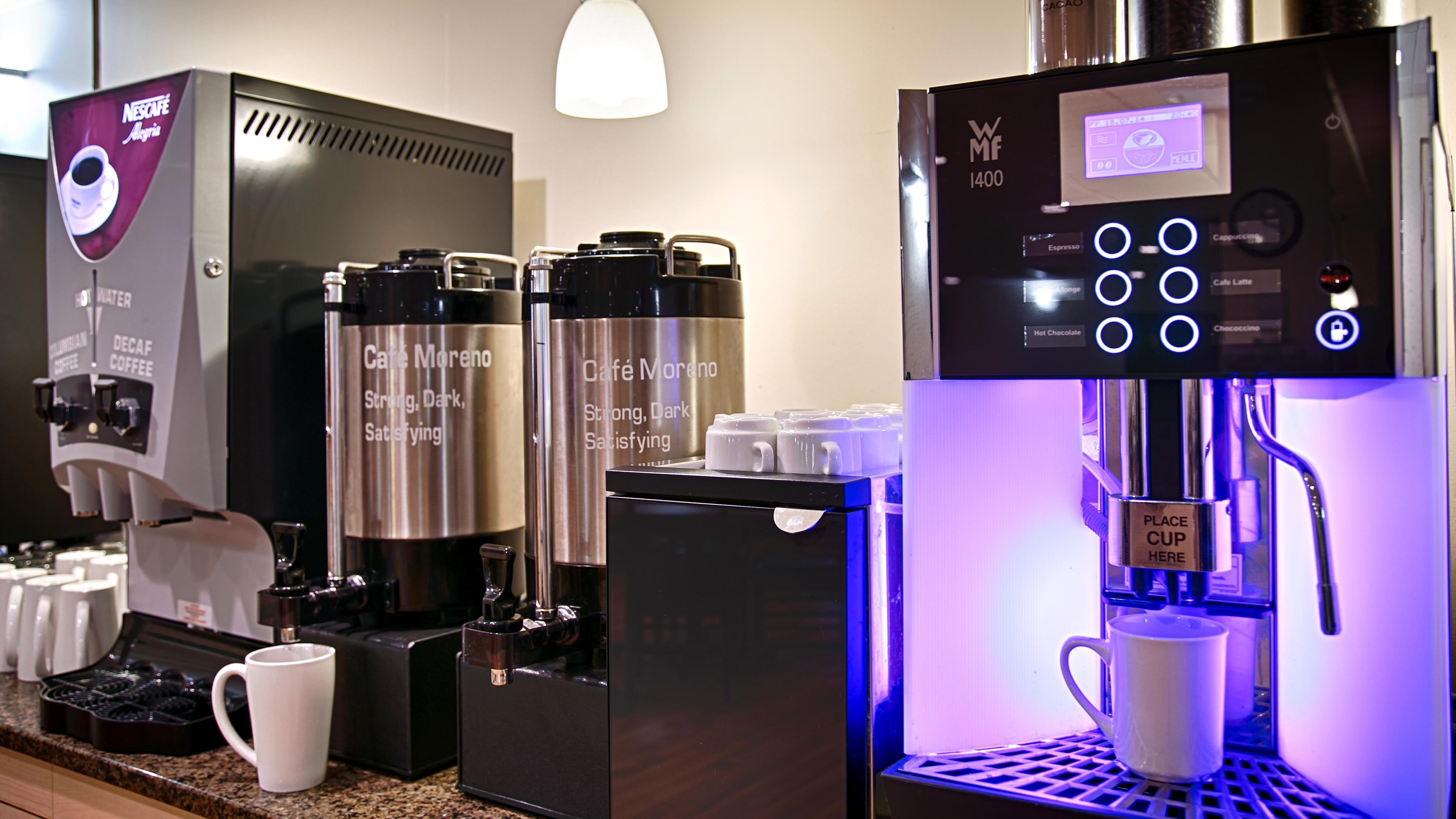 Charlottetown Inn & Conference Centre in Charlottetown: Coffee Station