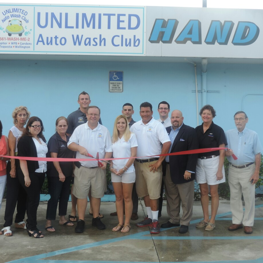 Unlimited Auto Wash of Tequesta image 3