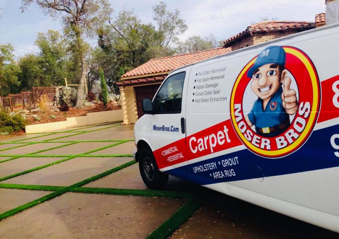 Moser Brothers Carpet & Tile Care image 0