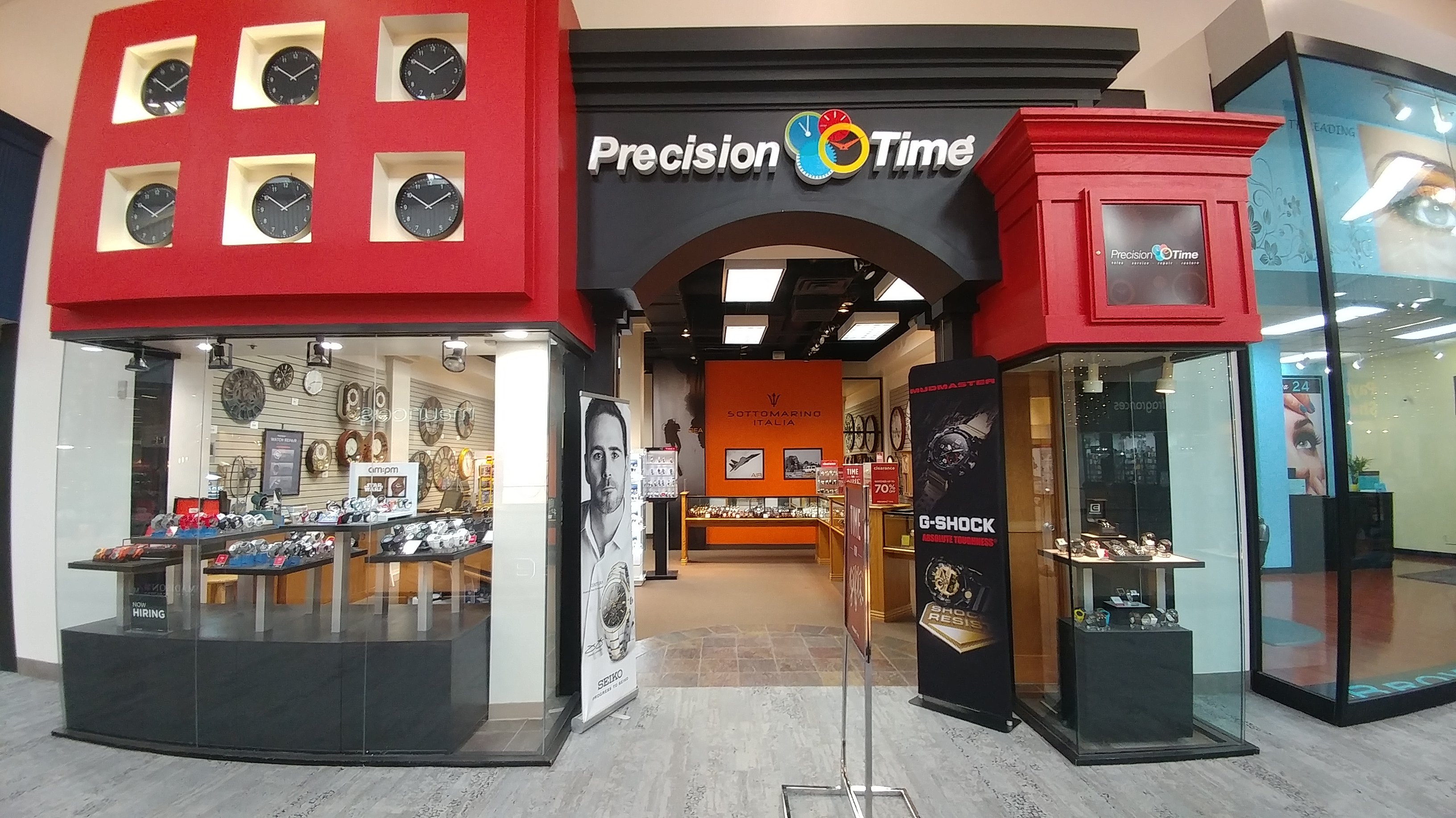 Precision Time - South Town Mall image 0