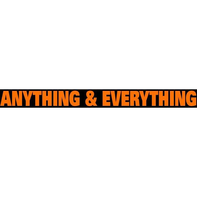 Anything & Everything
