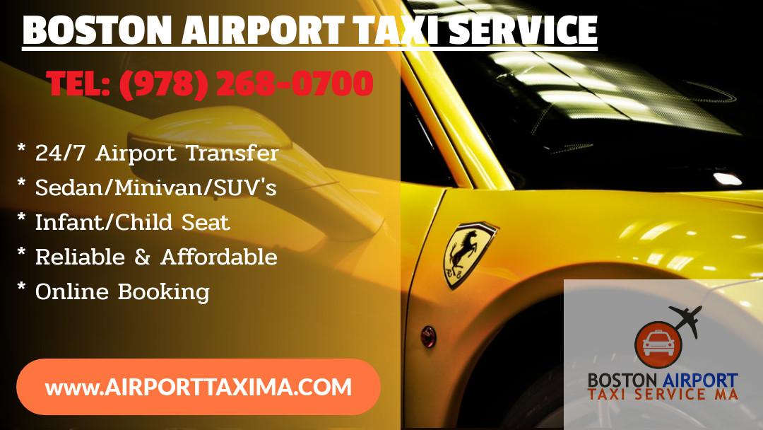 Boston Airport Taxi Service image 5
