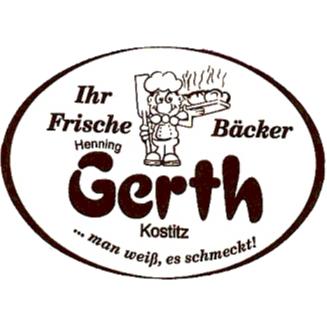 Logo von Bäckerei & Konditorei Henning Gerth