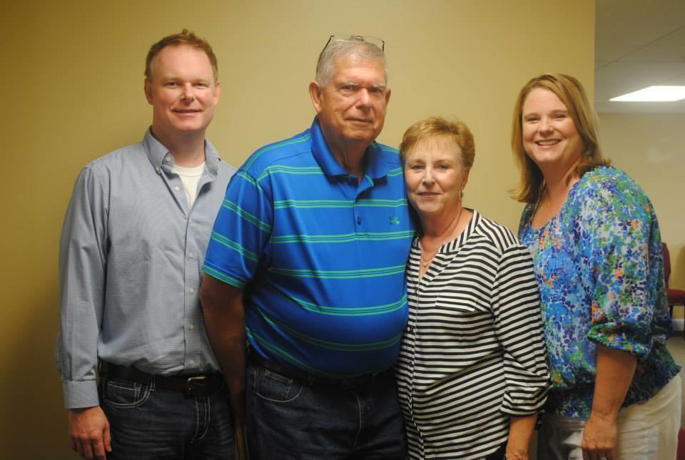 Preston, Robert, & Sarah Rhodes and Jennifer Helms