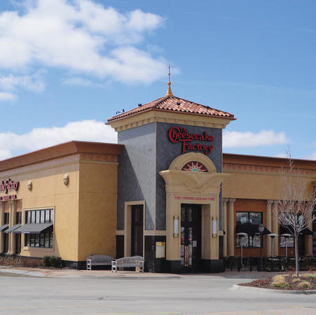 Cheesecake Factory in Omaha gets new roof by McKinnis