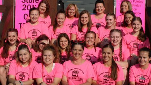 Meet the team of The Dance Shop!