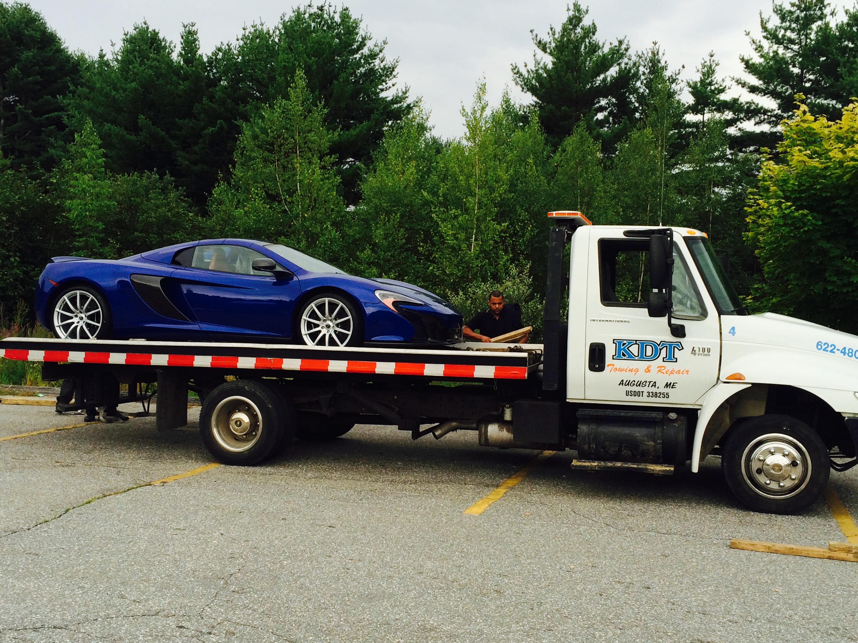 KDT Towing & Repair Inc. image 0