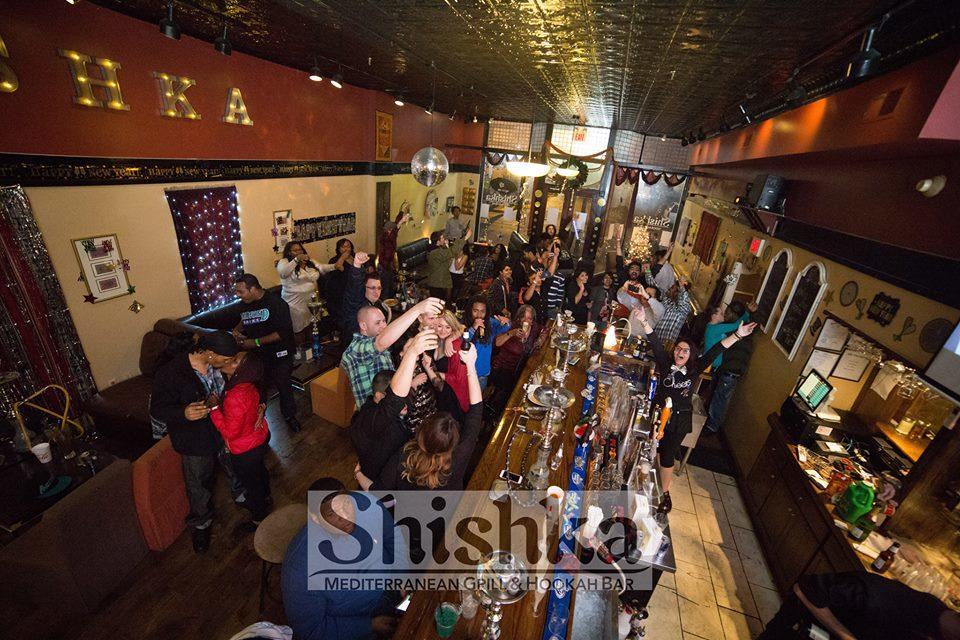 Shishka Mediterranean Grill And Hookah Bar image 3