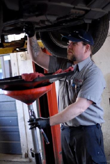 Absolute Automotive Services in Delano, MN is your oil change specialist.