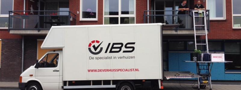 IBS Verhuizingen & Opslag