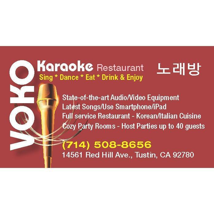 VOKO Karaoke Bar & Restaurant