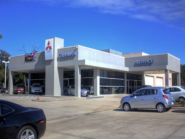 Maroney Auto Sales In Houston Tx 77090: Gillman Mitsubishi Houston 18018 Interstate 45 North