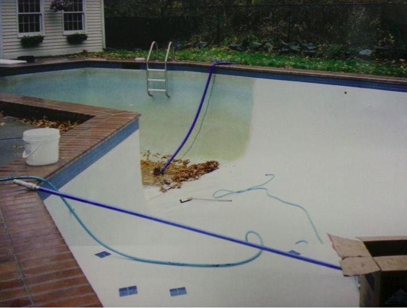 Aquaman pool