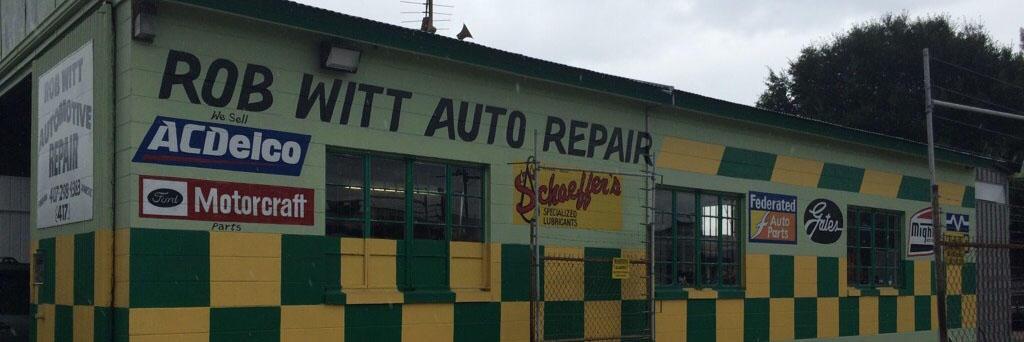rob witt automotive repair 417 fairvilla rd colonial drive fairvilla road orlando fl automobile repairsvc equipsupl mapquest