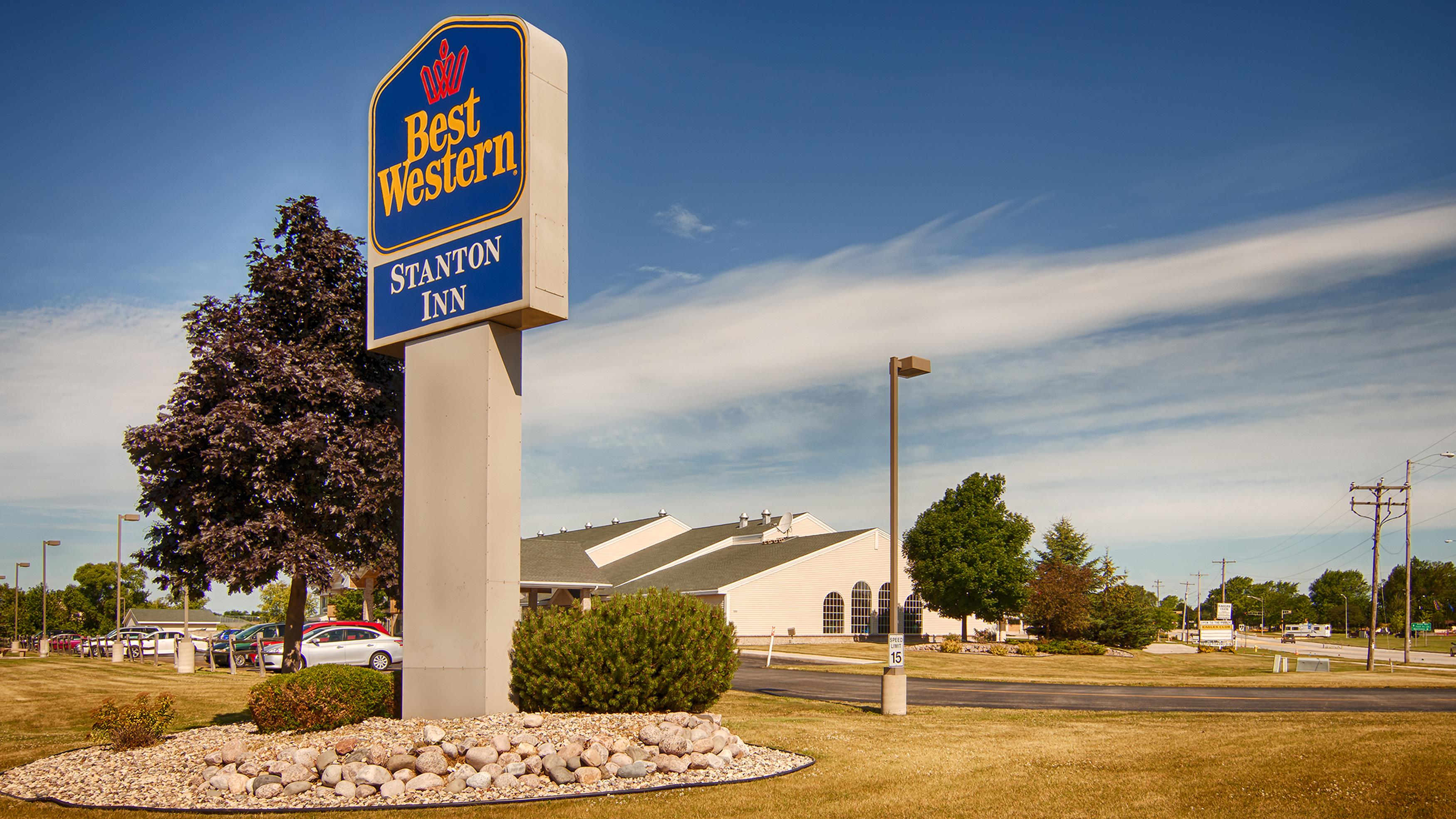 Best Western Stanton Inn In Chilton  Wi