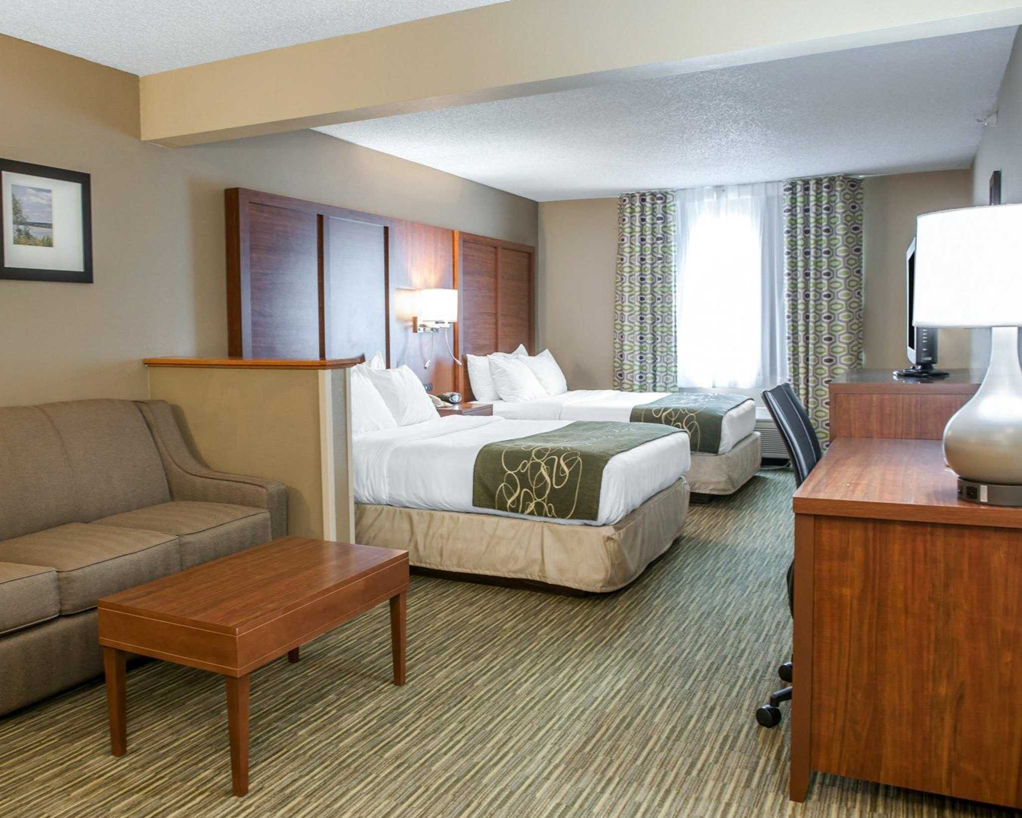 Comfort Suites North in Elkhart, IN, photo #2