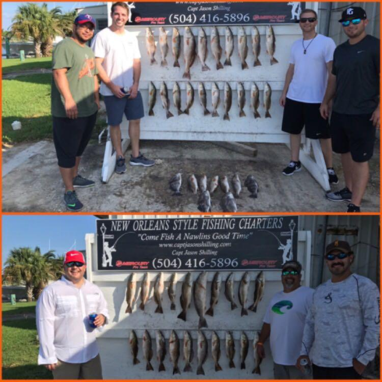 New Orleans Style Fishing Charters LLC image 23