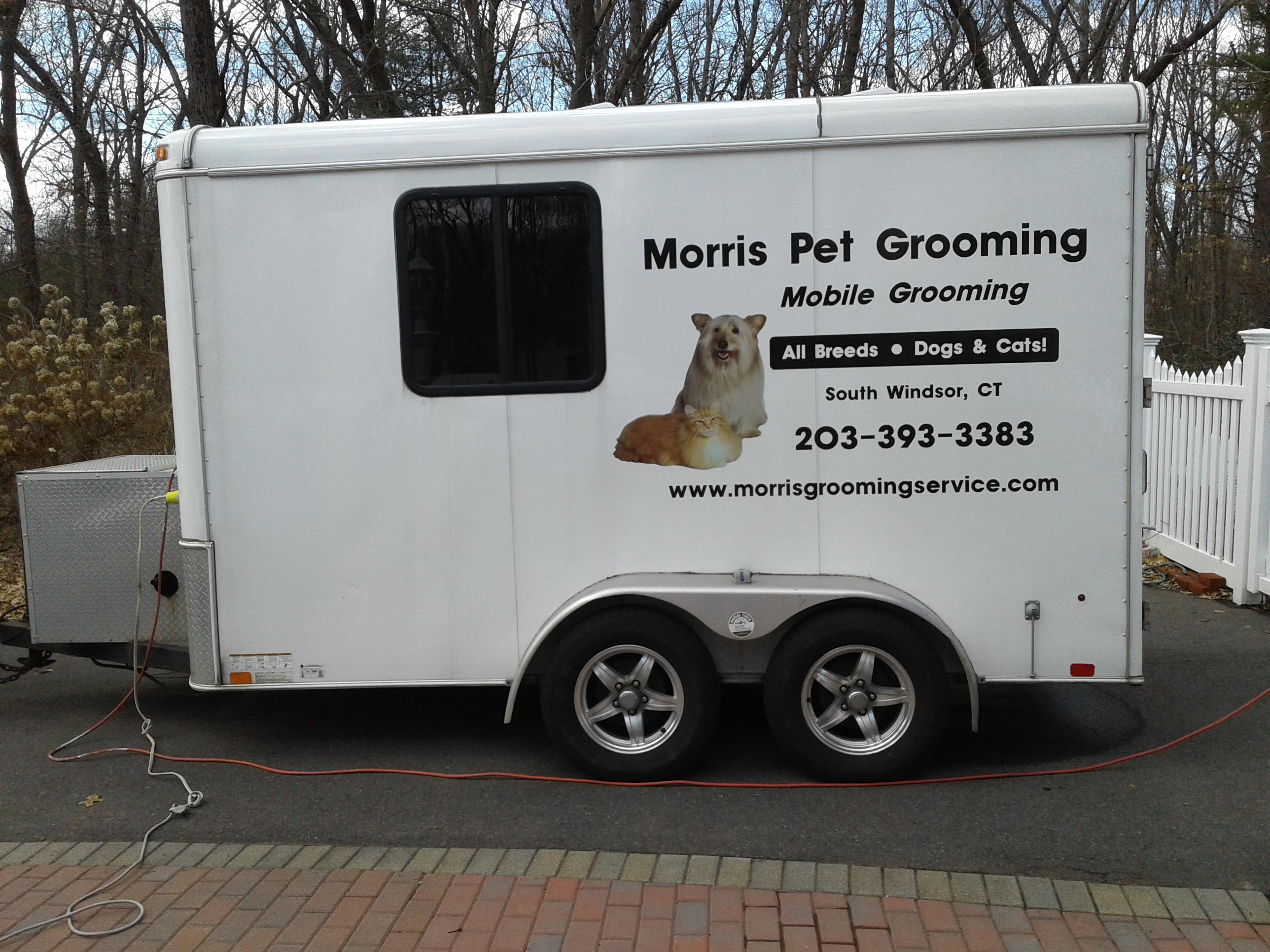 Morris Mobile Pet Grooming image 0