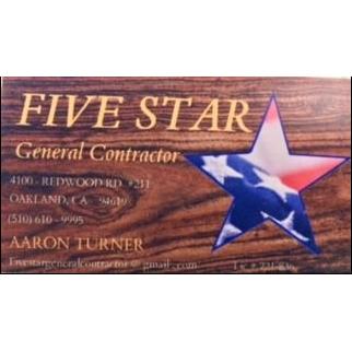 Five Star General Contractor