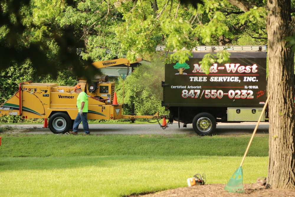Mid-West Tree Service Inc image 4