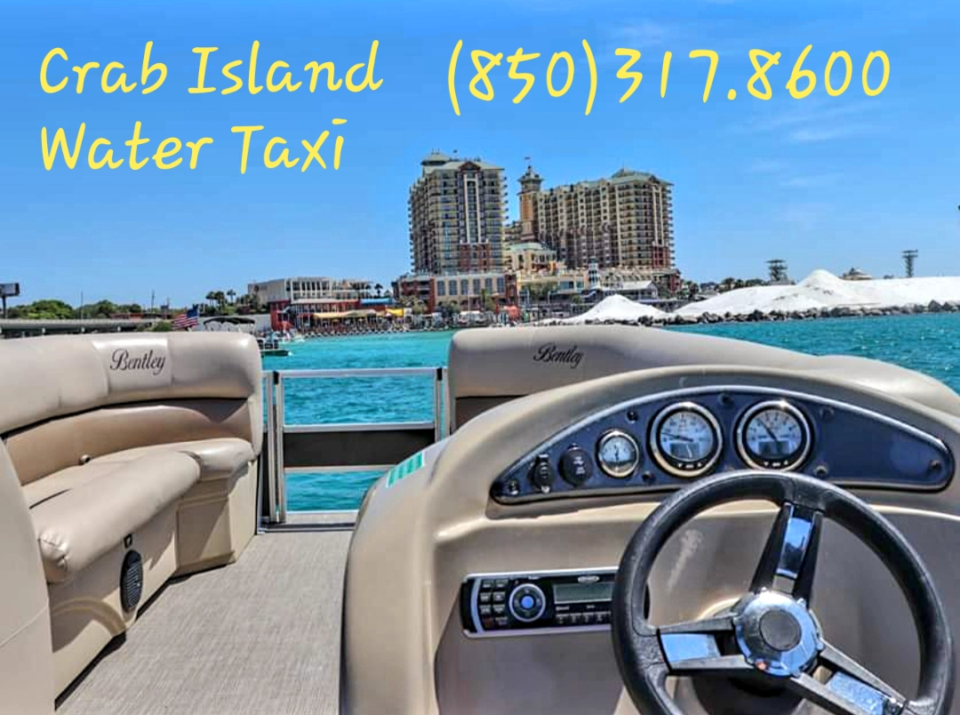 Crab Island Water Taxi image 2