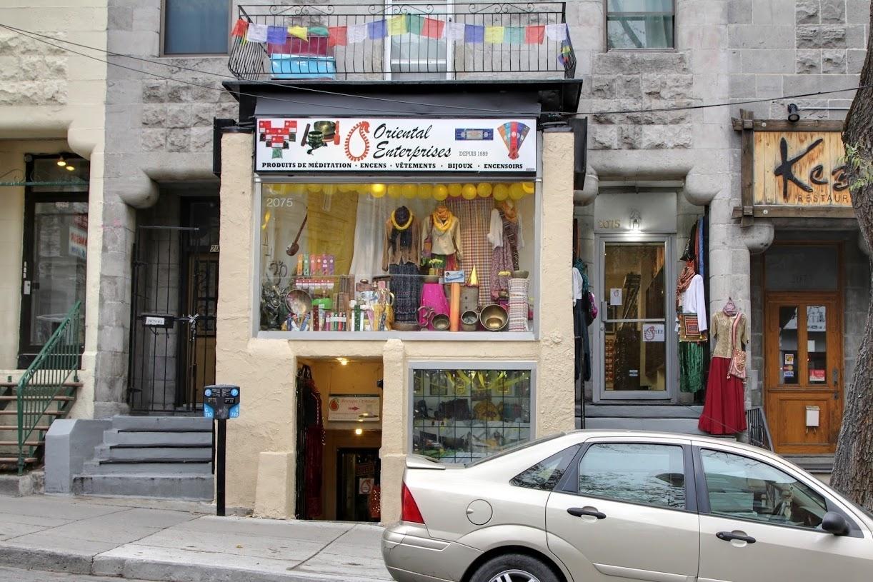 Oriental Entreprises in Montréal