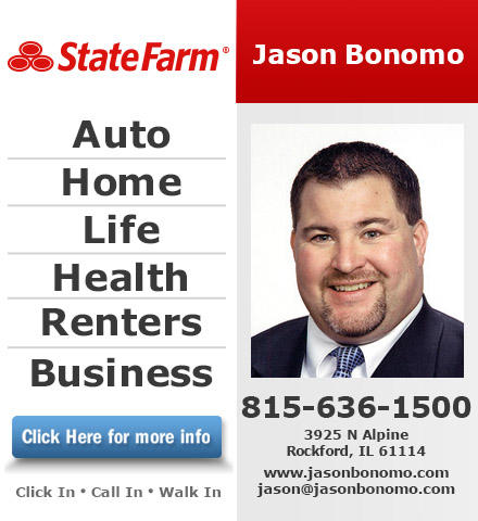 Jason Bonomo State Farm Insurance Agent