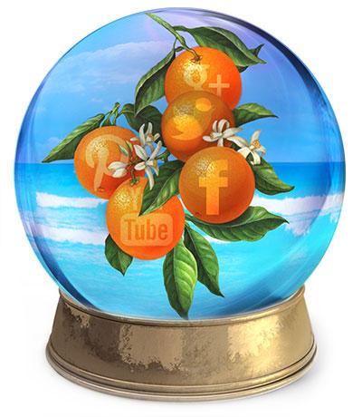 Orange Snowman- Port Saint Lucie image 16
