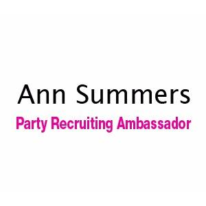 Ann Summers Party Recruiting Ambassador