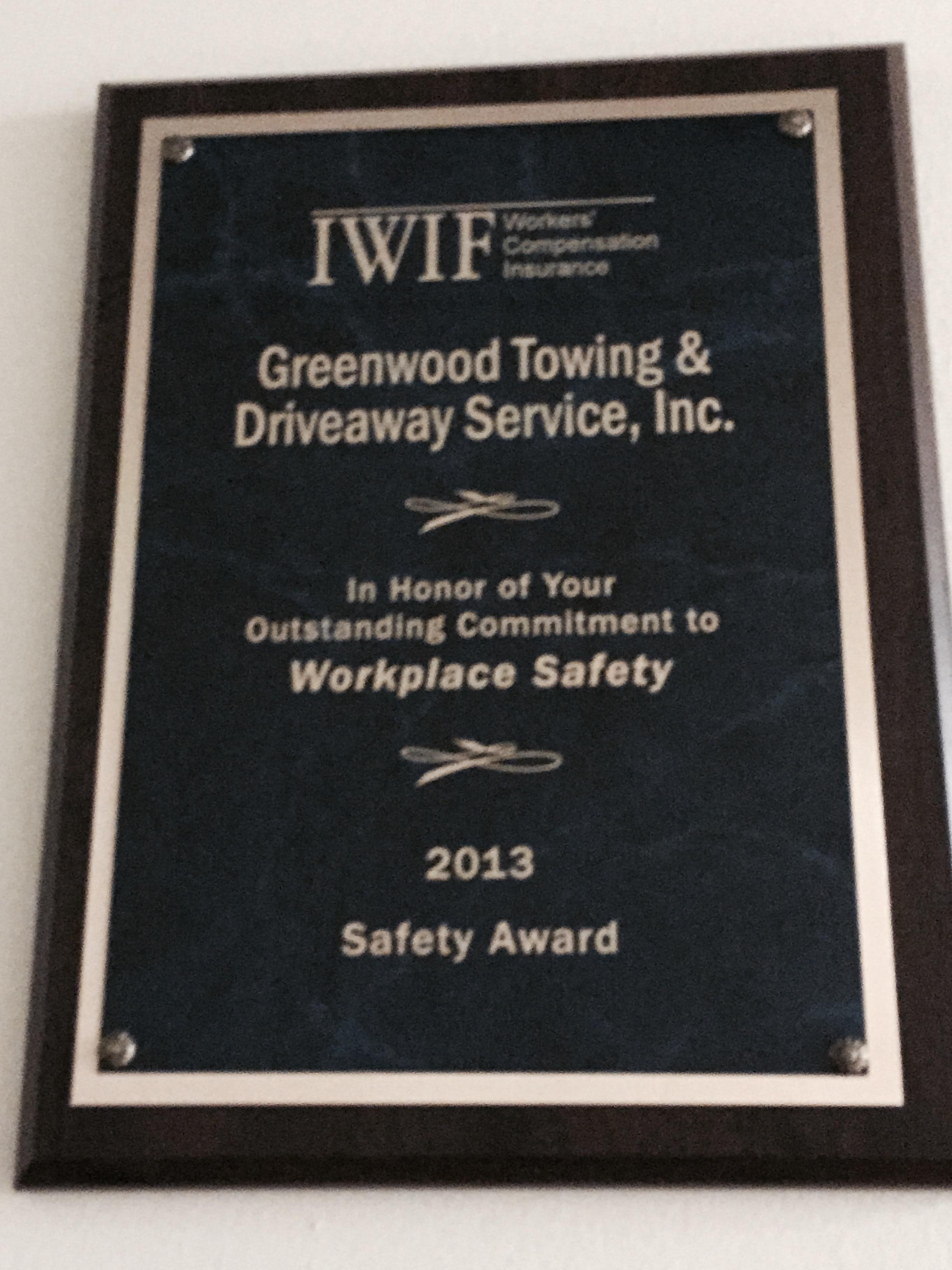 Greenwood Towing, Inc. image 1