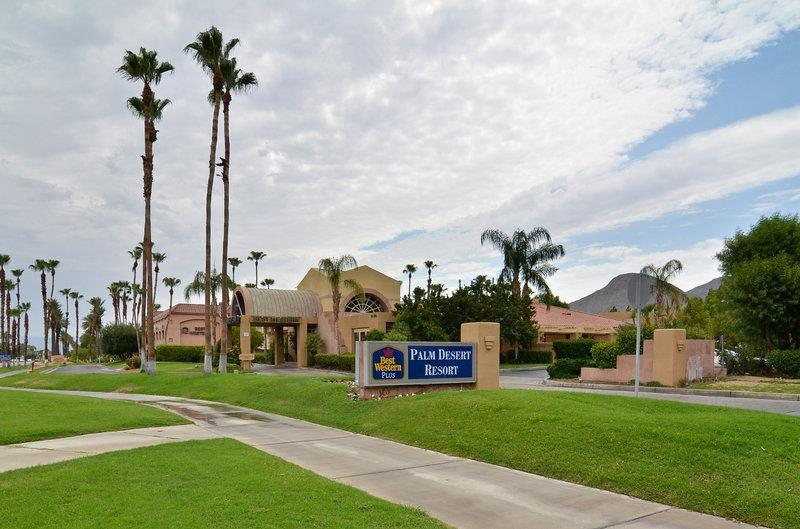 best western plus palm desert resort in palm desert ca