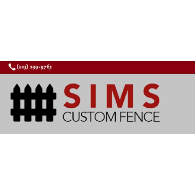 Sims Custom Fence Member Baton Rouge La 70810