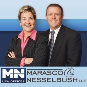 Attorneys Donna Nesselbush and Joe Marasco