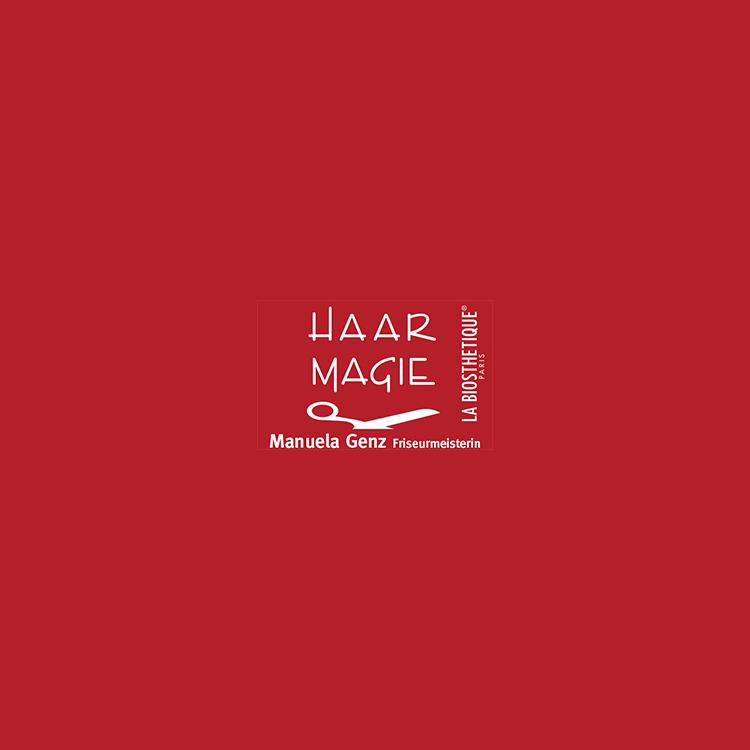 Logo von HAAR MAGIE Manuela Genz