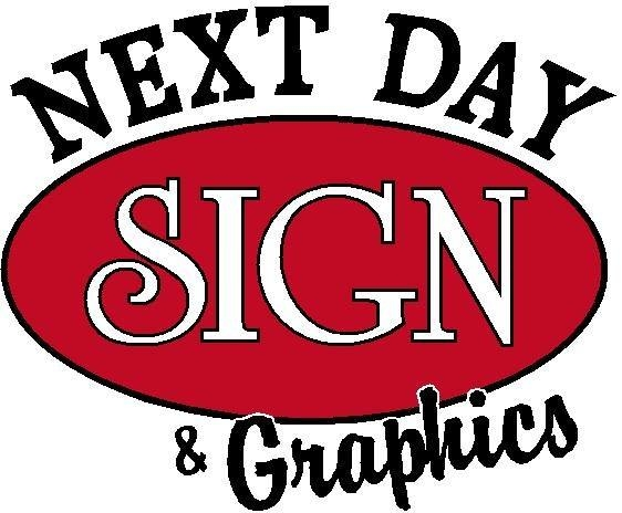 Next Day Sign & Graphics - ad image