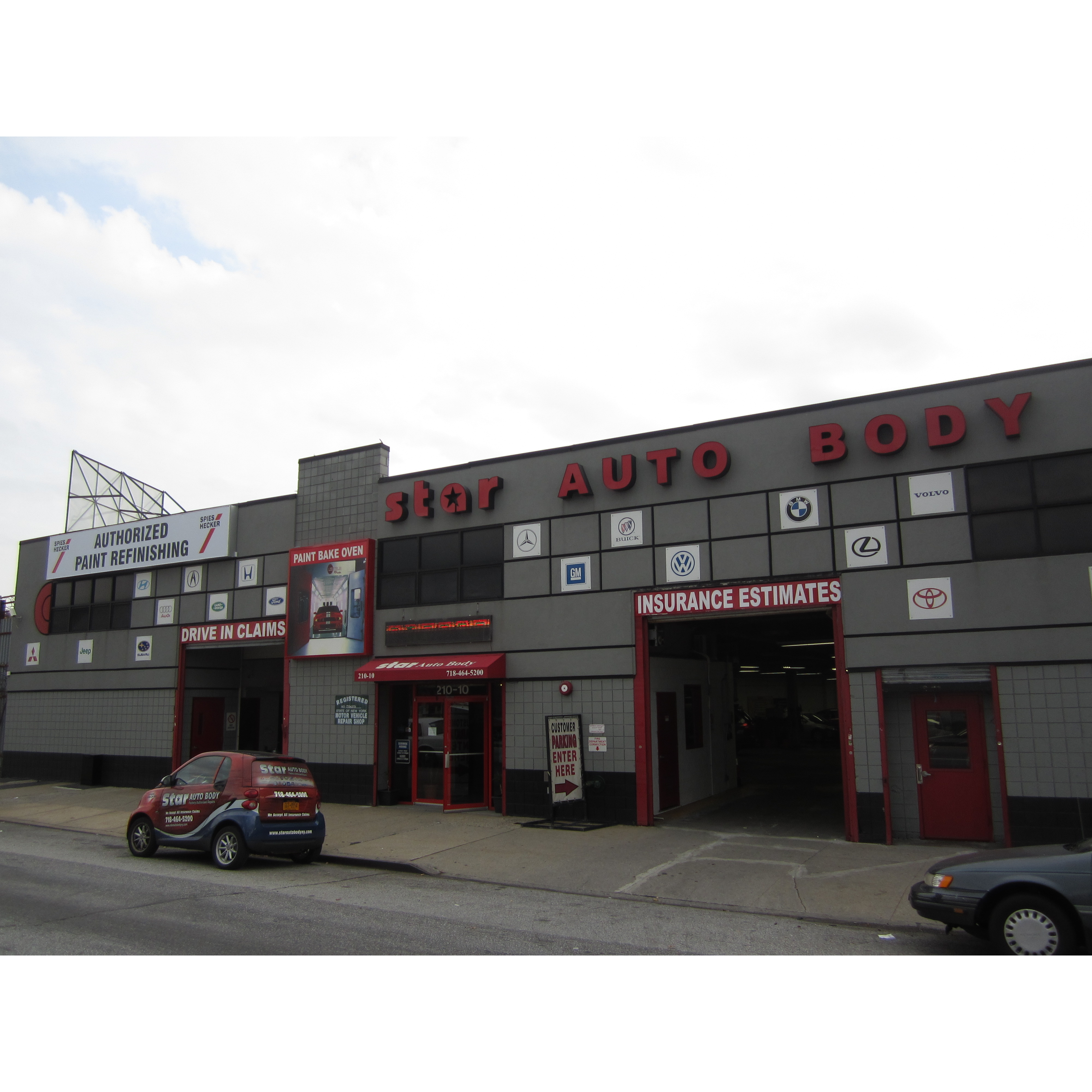 Village Auto Body >> Maaco Collision Repair Auto Painting At 212 50 Jamaica Ave
