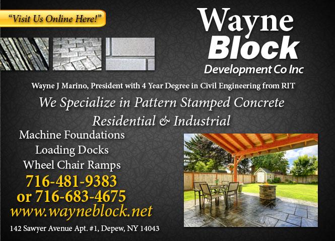 Wayne Block Development, Inc. image 0