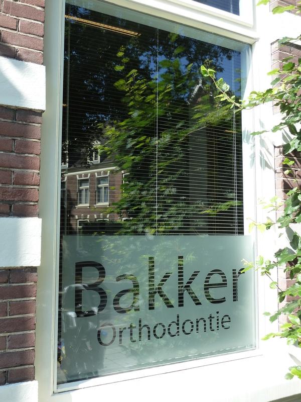 Bakker orthodontist a s w m r openingstijden bakker for Koopavond amersfoort