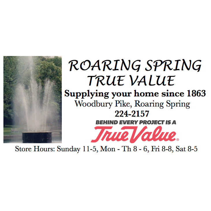 Roaring Spring True Value - Roaring Spring, PA - Hardware Stores