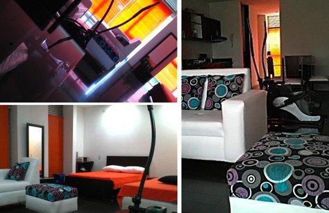Apartamento Amoblado Cali