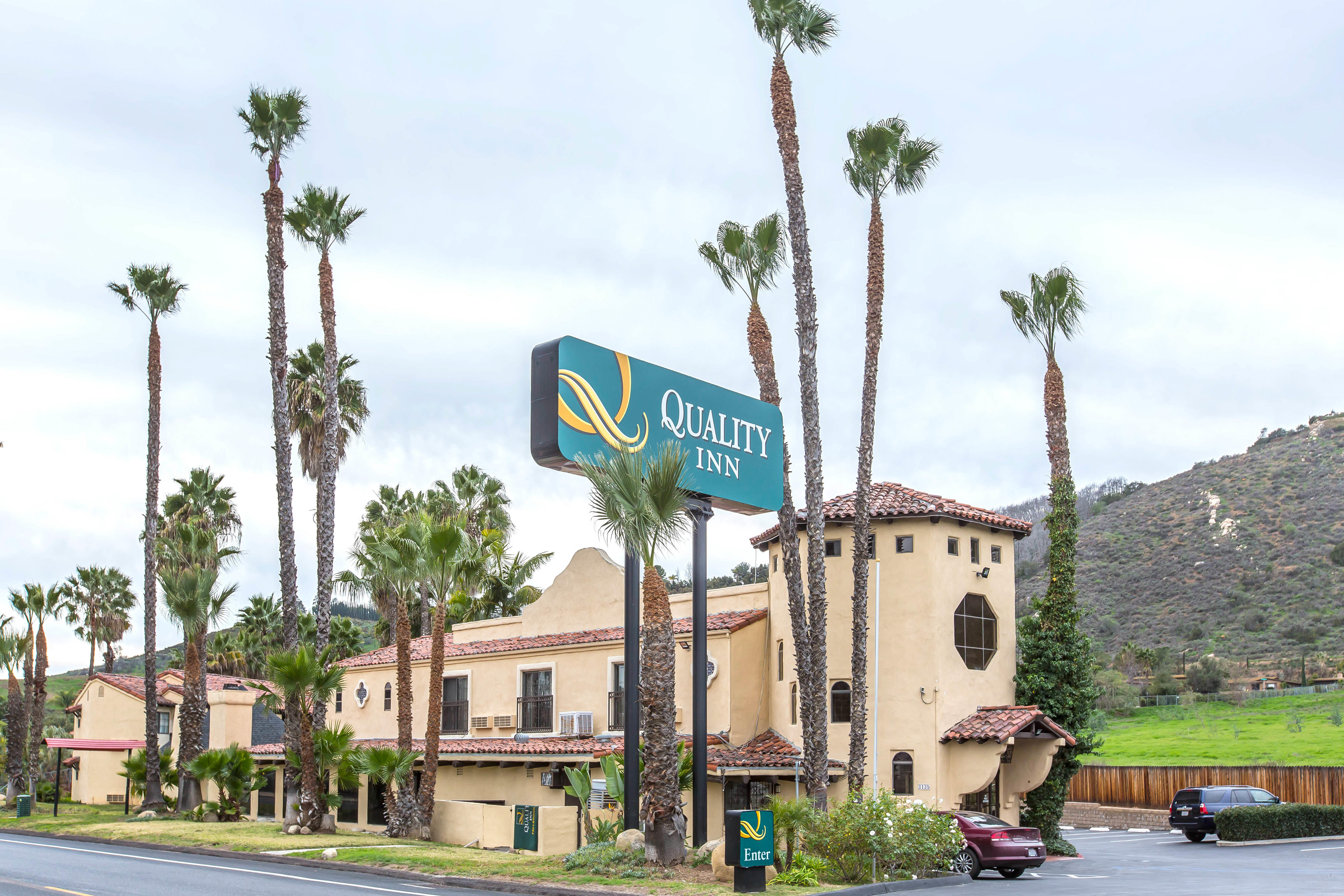 Fallbrook Ca Hotels Motels