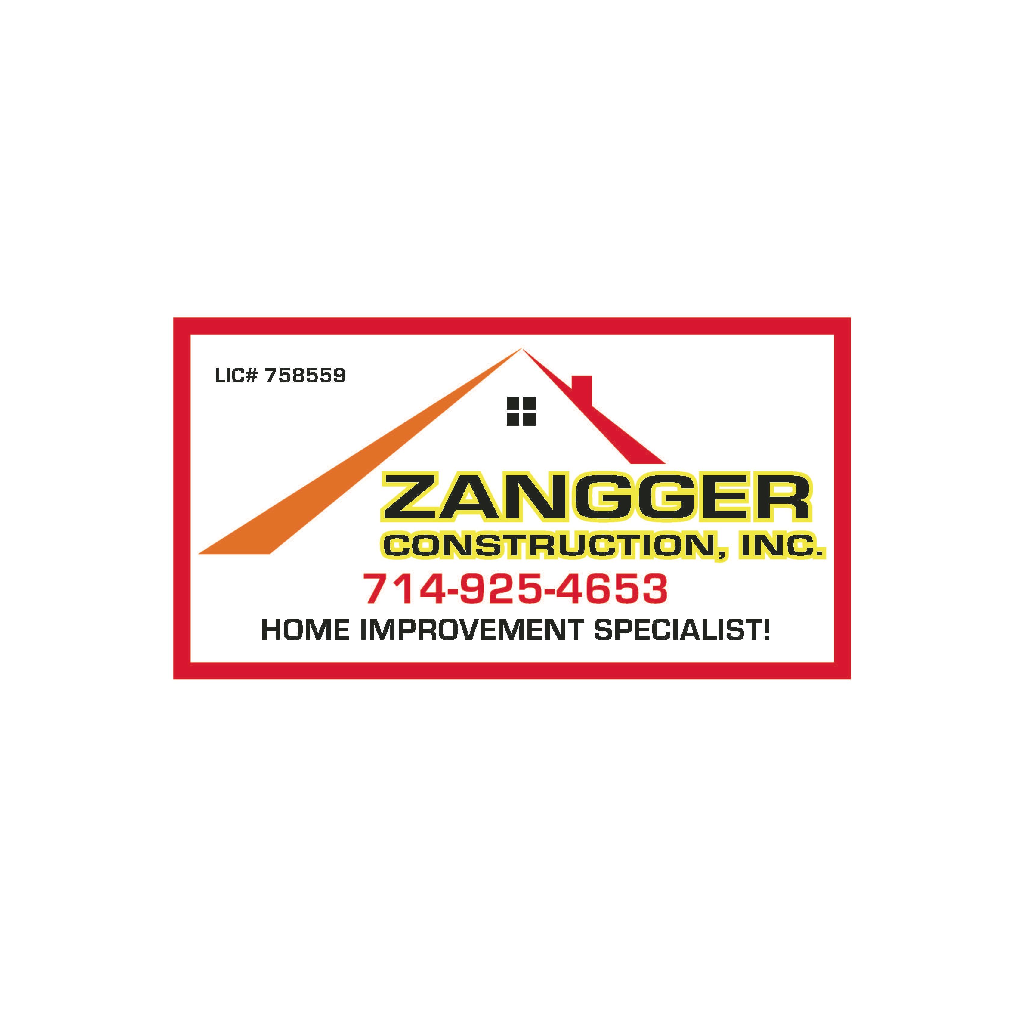 Zangger Construction Inc