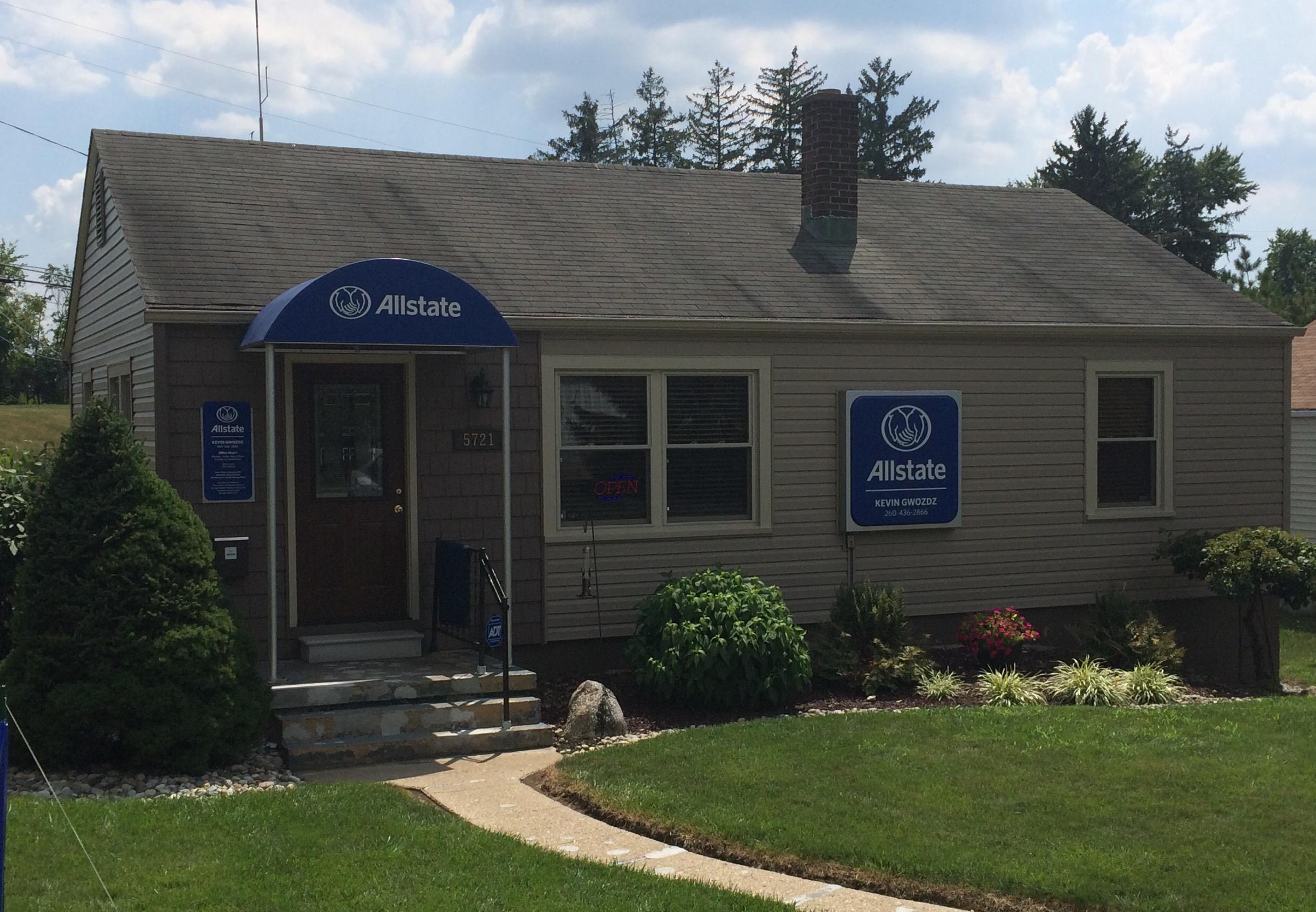 Kevin Gwozdz: Allstate Insurance image 1