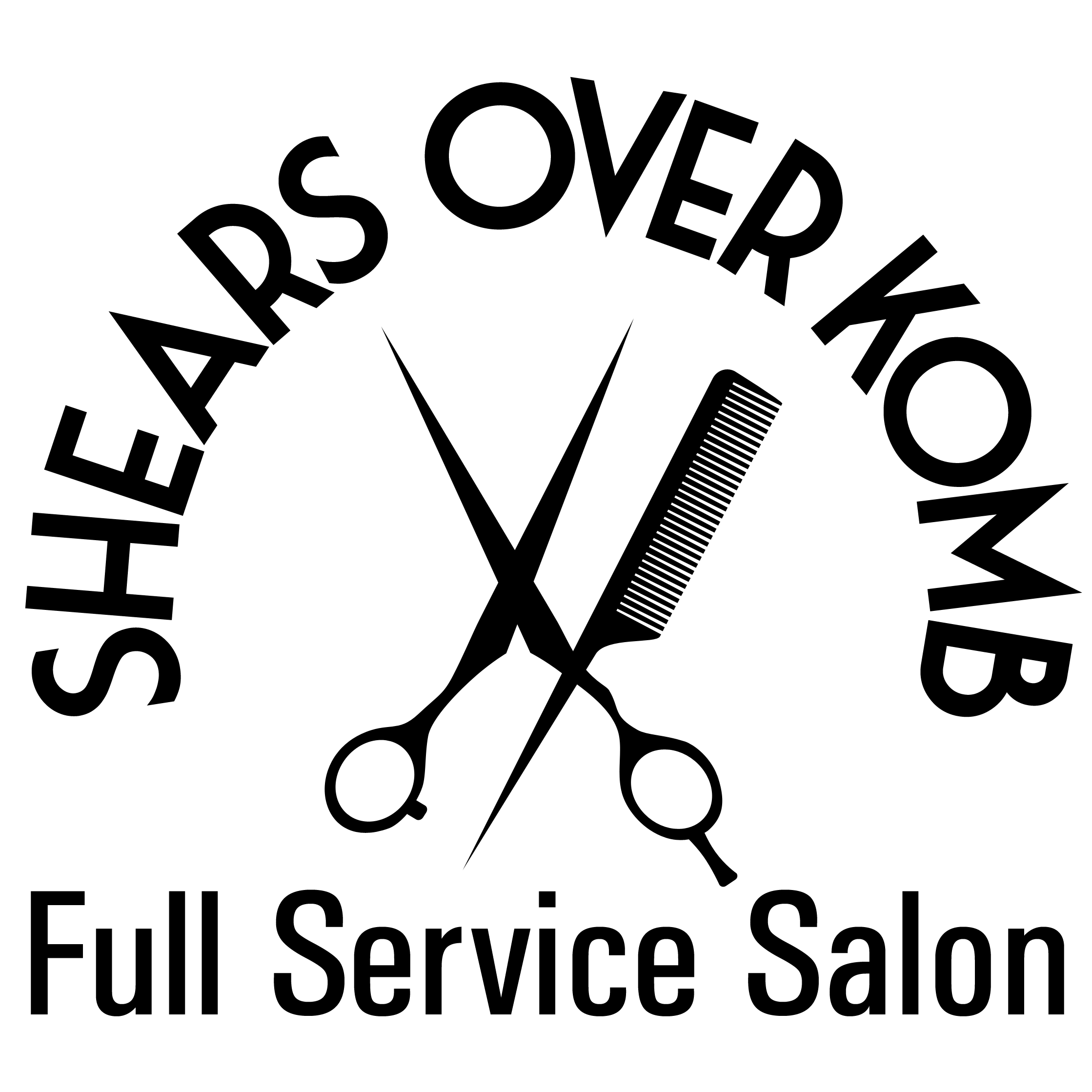 Shears Over Komb Salon