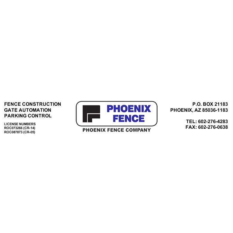 Phoenix Fence Company