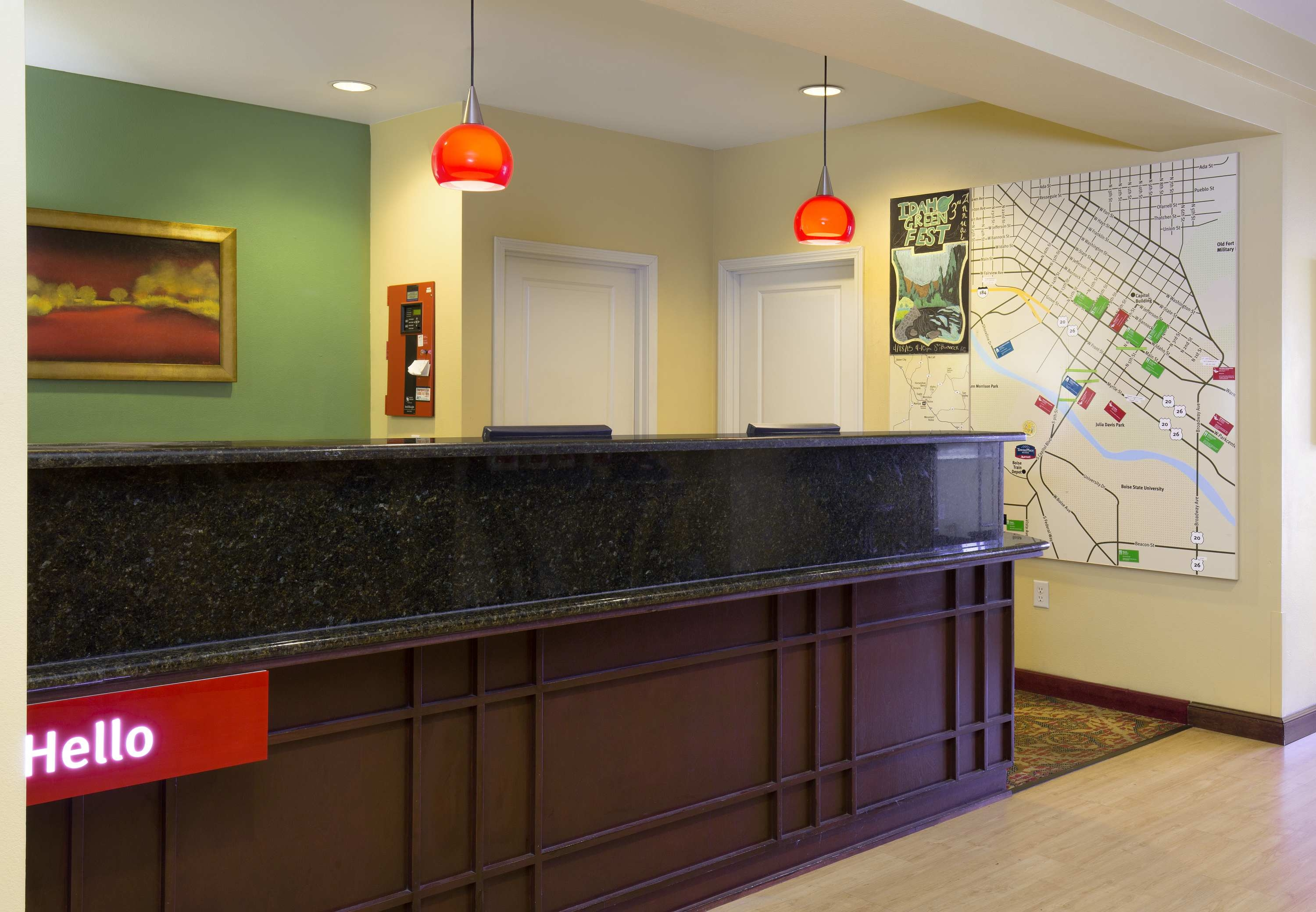 TownePlace Suites by Marriott Boise Downtown/University image 16